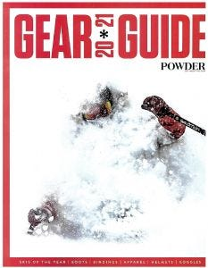 Powder - Gear Guide 20/21