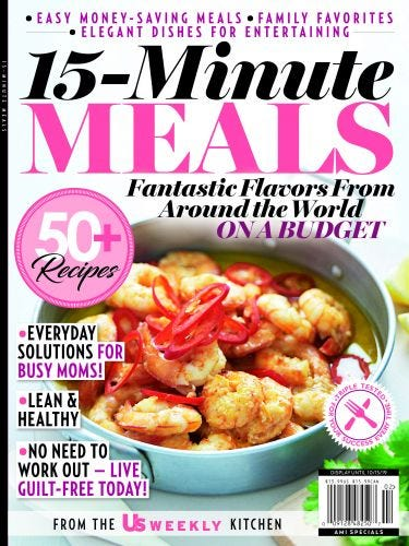 15 - Minute Meals
