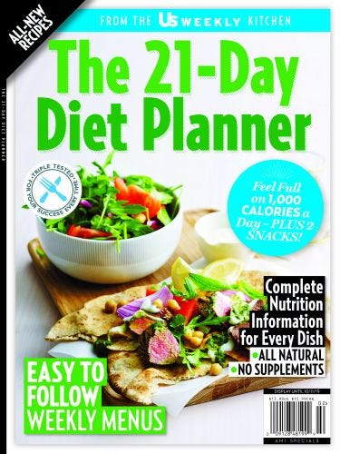 The 21 Day Diet Planner