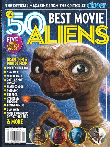 The 50 Best Movie Aliens