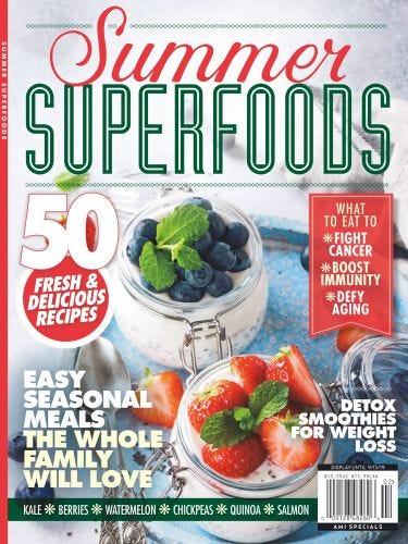 Summer Superfood Recipes