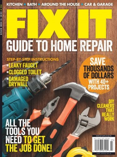 Fix It: Guide to Home Repair