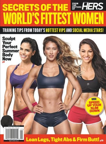 Leaders in Womens' Fitness Revolution
