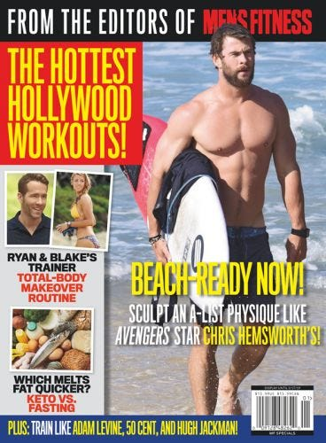 The Hottest Hollywood Workouts