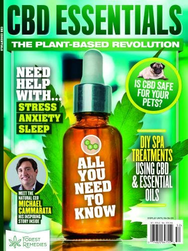CBD Essentials - The plant based revolution