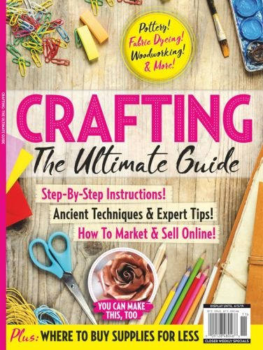 Crafting: The Ultimate Guide