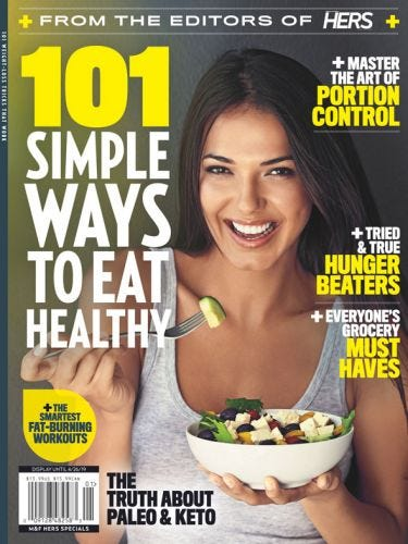 101 Ways to Eat Healthy