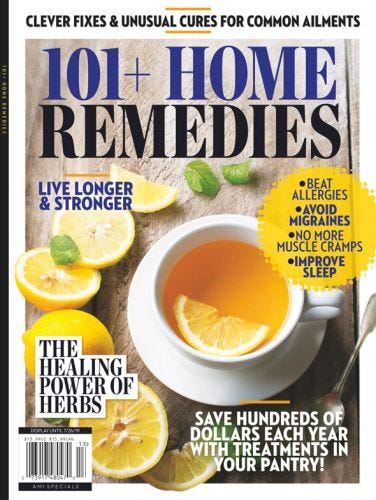 101 Home Remedies