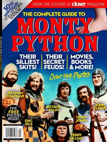 The Complete Guide to Monty Python