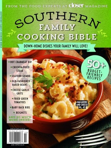 Southern Family Cooking Bible