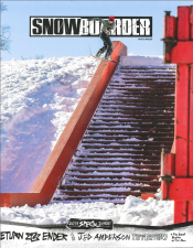 Snowboarder - January 2019