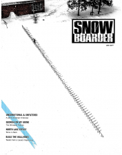 Snowboarder - October 2019