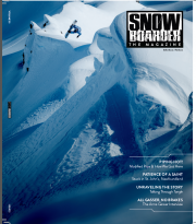 Snowboarder - October 2020