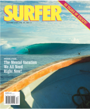 Surfer - Summer 2020