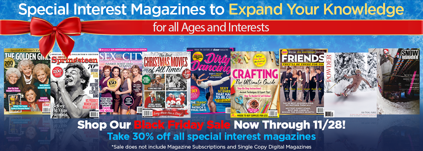 Special Interests Magazines